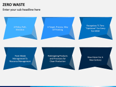 Zero Waste PPT Slide 7