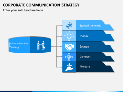 Corporate Communications Strategy PPT Slide 3