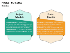 Project Schedule PPT Slide 16