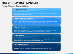 Role of the Project Manager PPT Slide 9