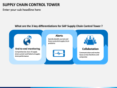 Supply Chain Control Tower PPT Slide 10