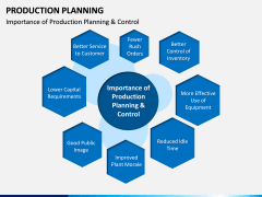 Production Planning PPT Slide 11