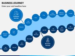 Business Journey PPT Slide 6