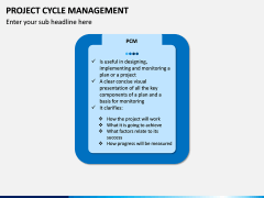 Project Cycle Management PPT Slide 10