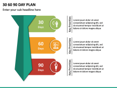 30 60 90 Day Plan PPT Slide 29