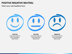 Positive Negative Neutral PPT Slide 2