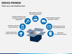 Service Promise PPT slide 7