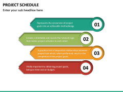 Project Schedule PPT Slide 26