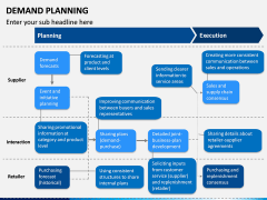 Demand Planning PPT slide 13