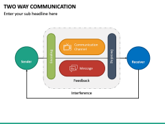Two Way Communication PPT Slide 14