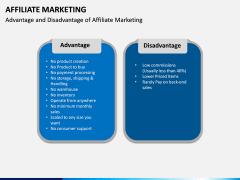 Affiliate Marketing PPT Slide 18