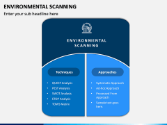 Environmental Scanning PPT Slide 1
