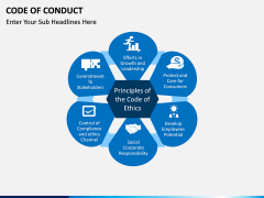 Code of Conduct PPT slide 2