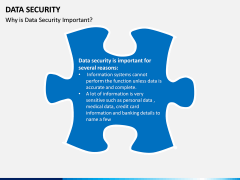 Data Security PPT slide 13