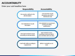 Accountability PPT Slide 13