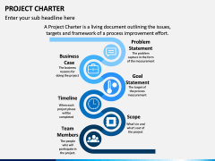 Project Charter PPT slide 2