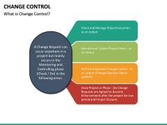 Change Control PPT Slide 16