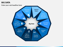 Big data PPT slide 1