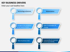 Key Business Drivers PPT Slide 6