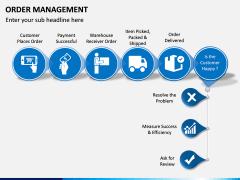 Order Management PPT slide 7