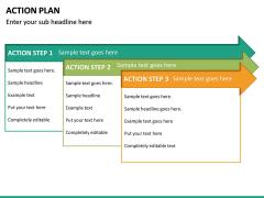 Action Plan PPT Slide 24