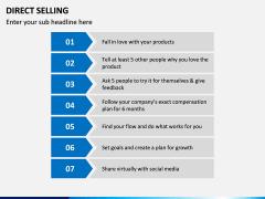 Direct Selling PPT Slide 10