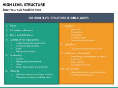 High Level Structure PPT Slide 14