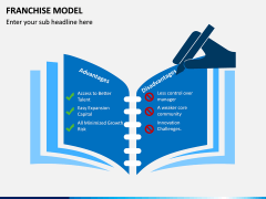 Franchise Model PPT Slide 15