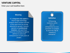 Venture Capital PPT Slide 3