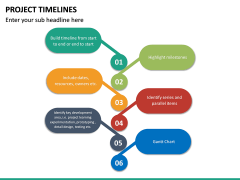 Project Timeline PPT Slide 13