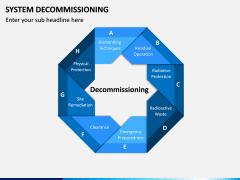 System Decommissioning PPT Slide 1