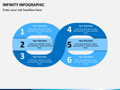 Infinity Infographics PPT Slide 8