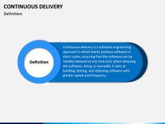 Continuous Delivery PPT Slide 1
