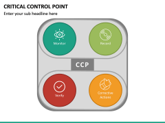 Critical Control Point PPT Slide 17