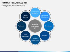 HR KPI PPT Slide 1