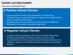 School Culture PPT Slide 8
