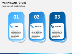 Past Present Future PPT Slide 9