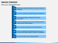 Service Strategy PPT Slide 12