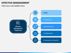 Effective Management PPT Slide 12