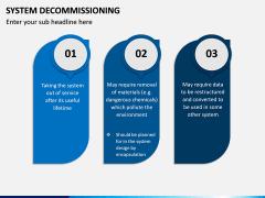 System Decommissioning PPT Slide 7