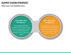 Supply Chain Strategy PPT Slide 29