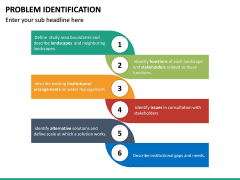 Problem Identification PPT Slide 22