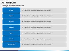 Action Plan PPT Slide 9