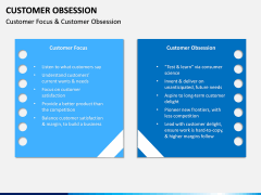 Customer Obsession PPT Slide 11