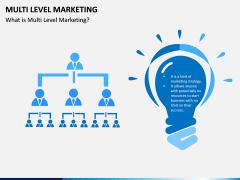 Multi Level Marketing (MLM) PPT Slide 2
