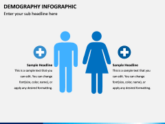 Demography Infographic PPT Slide 5