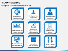 Kickoff Meeting PPT slide 4