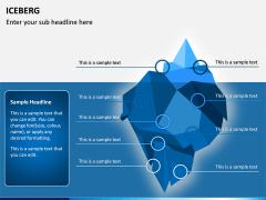 Iceberg PPT slide 3