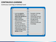 Continuous Learning PPT Slide 9