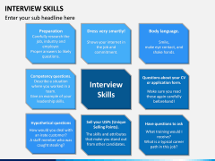 Interview Skills PPT Slide 2